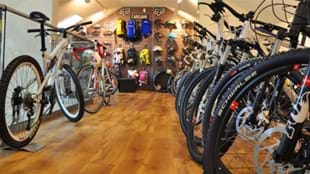 Escape Bike Shop