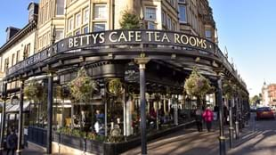 Stitches In Time at Bettys Harrogate
