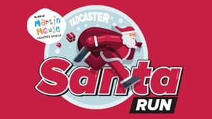 Tadcaster Santa Run