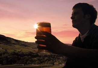 A fine pint in Yorkshire