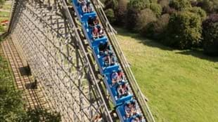 May Half Term Fun at Lightwater Valley