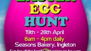 The Great Ingleton Easter Egg Hunt