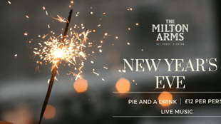 New Year's Eve at the Milton Arms