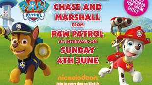 PAW Patrol Event at Thornton Hall Farm