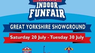 Harrogate Indoor Funfair