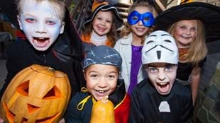 A Spooky Halloween at the Web Adventure Park