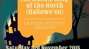 The Biscuit King of the North - Halloween Murder Mystery