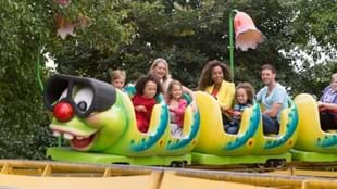 Easter Fun at Lightwater Valley