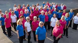 Honley Ladies Choir with special guests Collabro