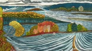 Liz Somerville Solo Print Exhibition