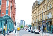 Planning approved for George Street Development