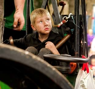 The 54th Masham Steam Engine Rally