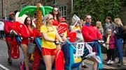Great Knaresborough Bed Race