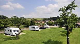 Studley House Farm Caravan Site