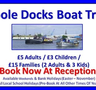 It's School Holidays  - Time For a Boat Trip
