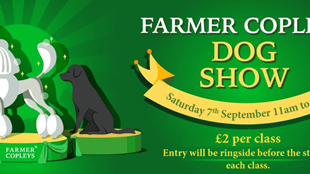 Farmer Copleys Fun Dog Show