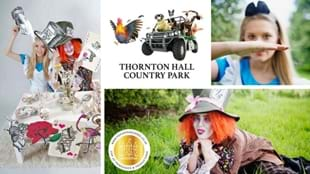 Wonderland Event at Thornton Hall Farm
