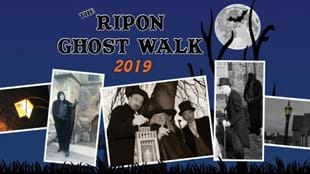 Ripon Ghost Walk - Christmas Special