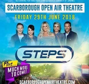 STEPS at Scarborough Open Air Theatre