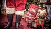 Dine with Santa at Thornton Hall Country Park