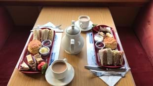 Afternoon Tea Cruise on the Leeds & Liverpool canal