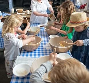 Children's Summer Baking Club