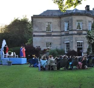 Middleton Lodge - Open Air Theatre - Jane Eyre