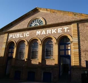Scarborough Market Hall & Valuts