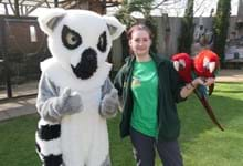 Money raised for endangered Madagascan species