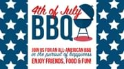 American Independence Day BBQ