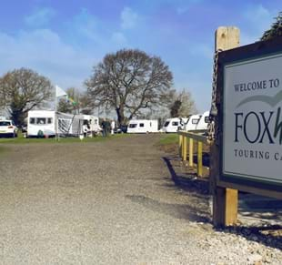 Fox Hollows Touring Caravan Park