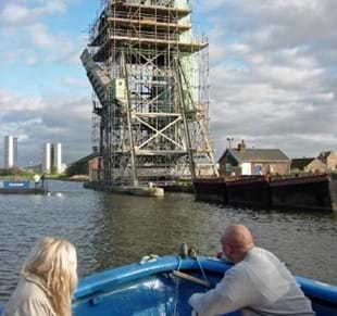 March Time Weekend Boat Trips