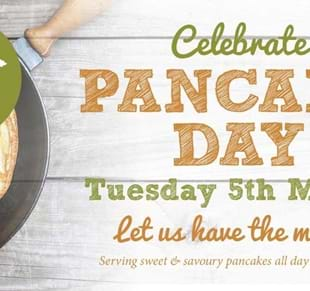 Pancake Day @ Farmer Copleys