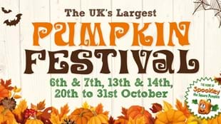 Farmer Copleys Pumpkin Festival