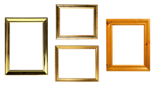 Find Your Passion: Gilding Frames