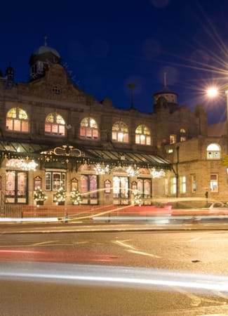 The Venue: Harrogate Convention Centre