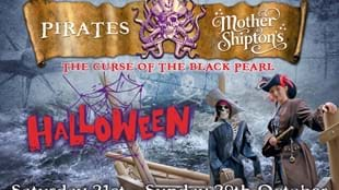 Mother Shipton's Halloween - Curse of the Black Pearl