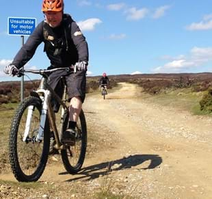 Yorkshire Mountain Biking
