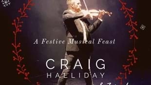 Craig Halliday and Friends – A Festive Musical Feast