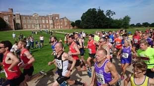 Burton Constable Hall 10K Trail Race