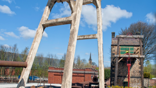 A great industrial age tours: Elsecar and the Newcomen Engine