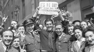 VE Day at The Tan Hill Inn