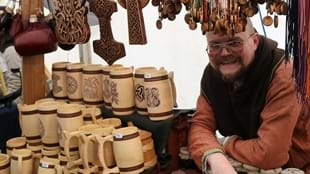 10th Century Traders Markets  at JORVIK Viking Festival