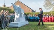 Remembrance Sunday at The Yorkshire Air Museum, Elvington